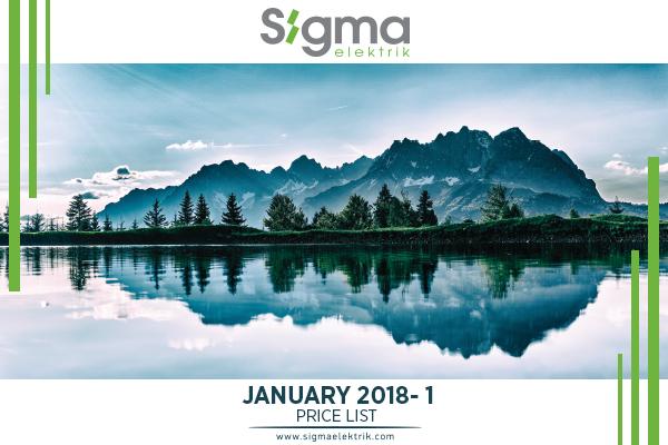 Sigma Fiyat Listesi