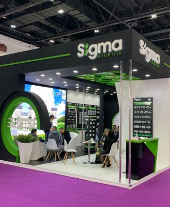 Sigma Dubai Fuarı 3